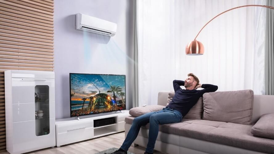 Smart remote for TV, AC and fan