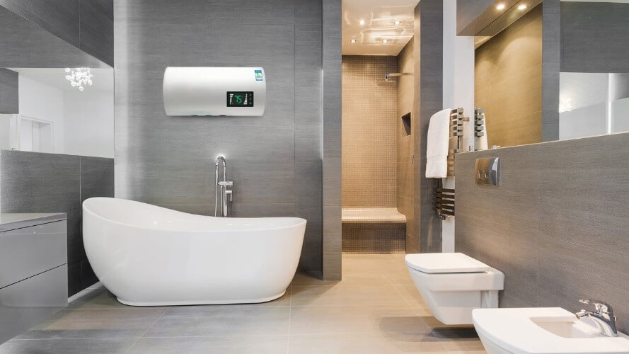 Smart water heating controlling