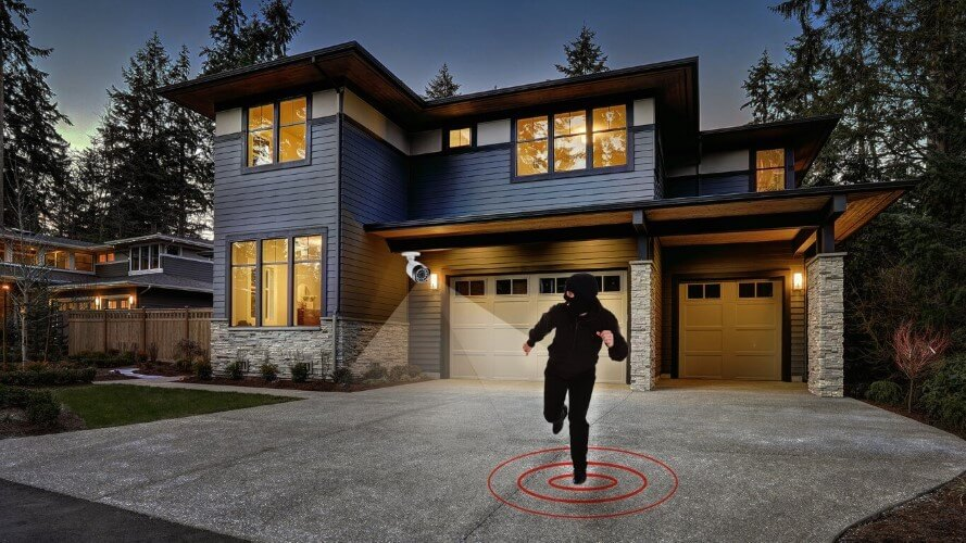 Smart security & Anti thief solution