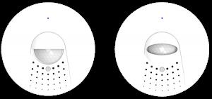 Phụ kiện che mắt cảm biến