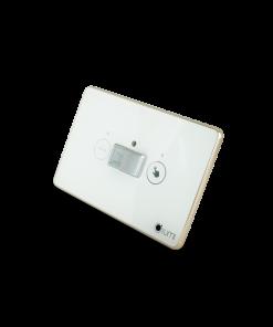 Công tắc cầu thang thông minh tích hợp cảm biến viền bo