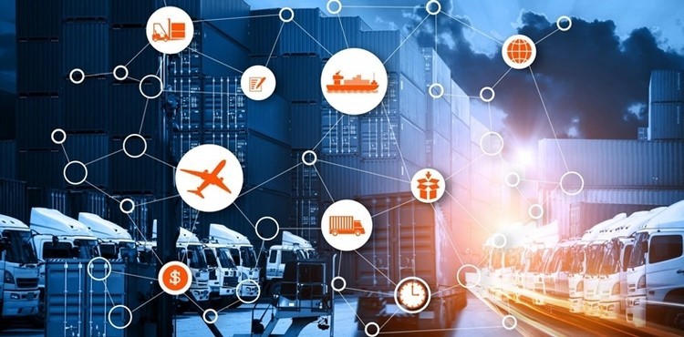5 iot  ứng dụng trong logistic