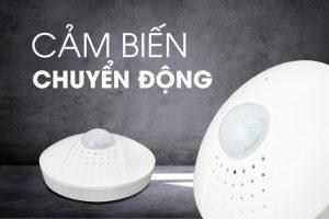 Hướng dẫn lắp cảm biến bật tắt đèn tự động khi có người