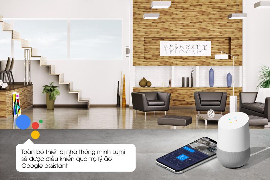 Lumi-dat-chung-chi-Google-Assistant-dieu-khien-nha-thong-minh-bang-Voice-Control-2-1
