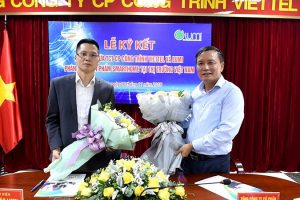 Lumi smart home signed cooperation with Viettel construction joint stock company