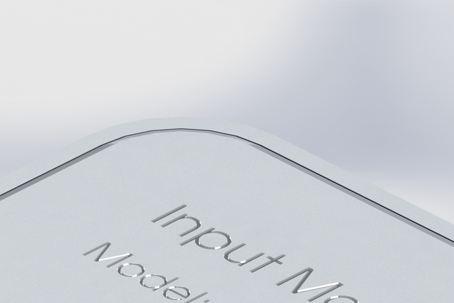 input modul