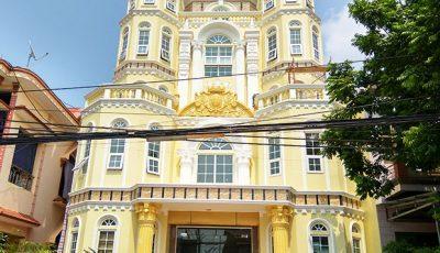 Tòa lâu đài nhà anh Thế – Bắc Giang