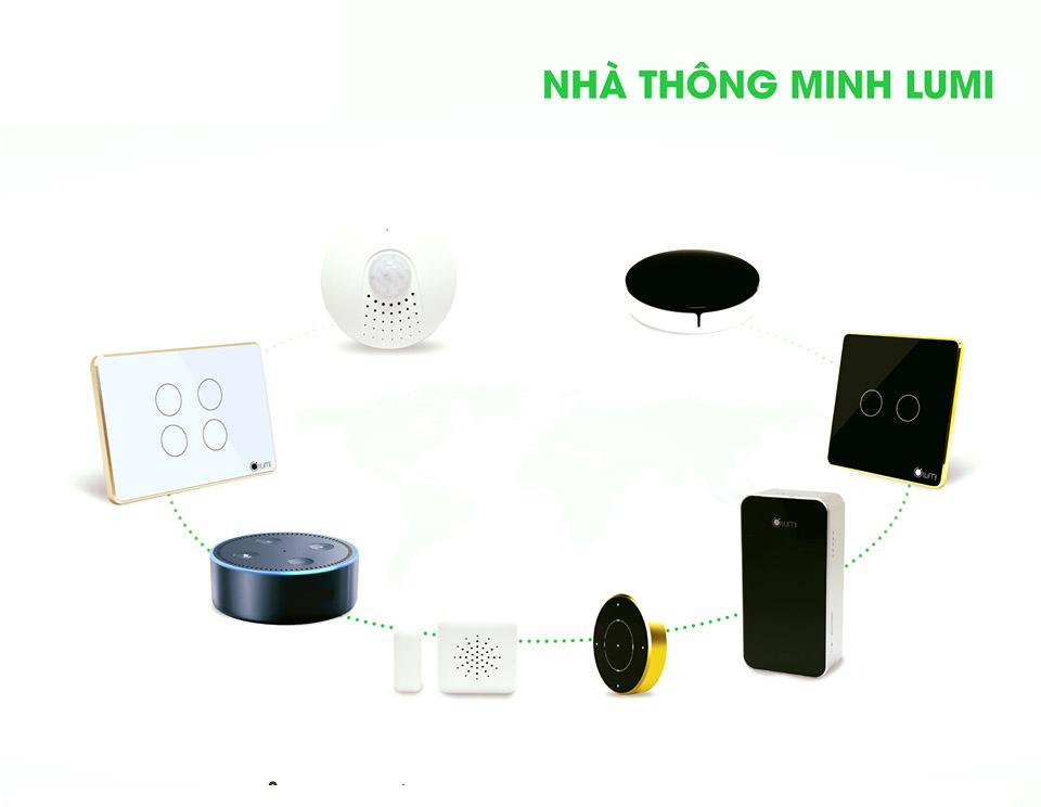 thiết bị smart home gồm những gì