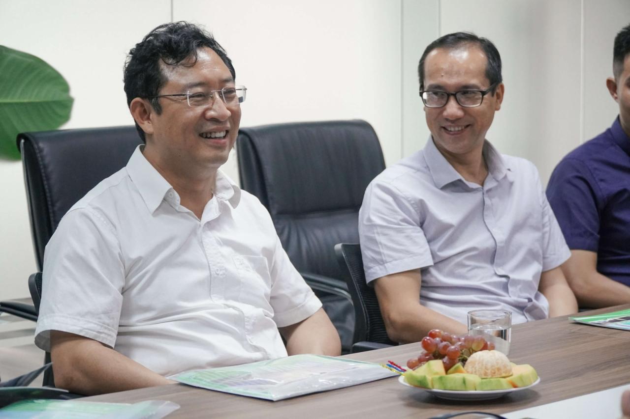 Phạm Hồng Quất - Cục trưởng cục phát triển thị trường và Doanh nghiệp KHCN