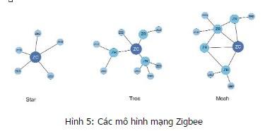 mô hình zigbee