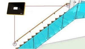 cách đặt công tắc cảm biến cầu thang