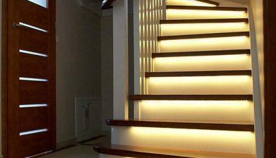 5 dạng đèn LED cảm biến cầu thang thích hợp cho gia đình