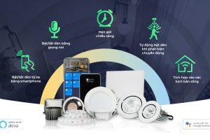 3 tính năng ghi điểm của giải pháp Chiếu sáng thông minh Lumi Smart Lighting 2020