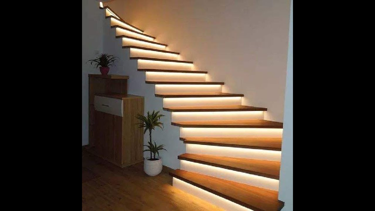 đèn cầu thang thông minh