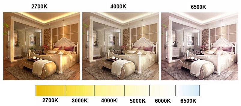 Đèn LED dây thông minh 1 màu (3000k hoặc 4000k)