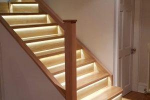 Đèn LED cầu thang- Tự động sáng khi có người