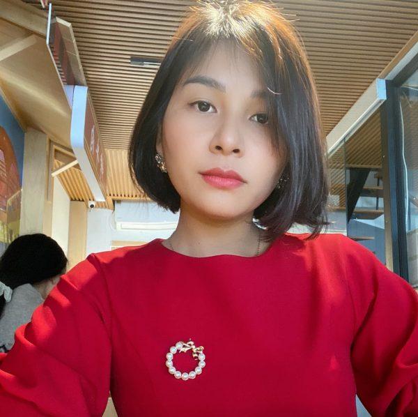 Chị Nguyễn Hồng Nhung