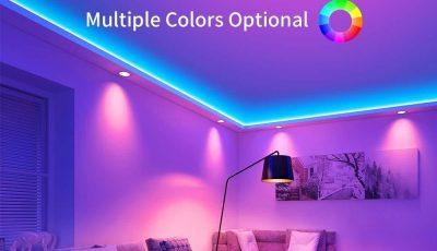 7 Loại Đèn LED Thông Minh Của Lumi