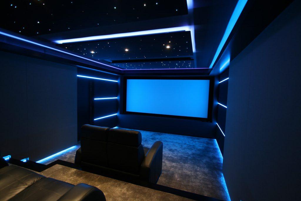 LED RGB trang trí