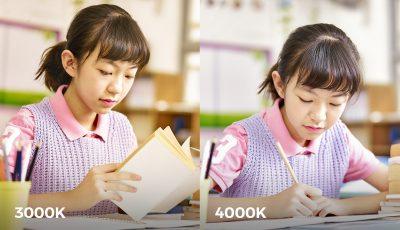 Ứng dụng của đèn thông minh Lumi Smart Lighting trong trường học