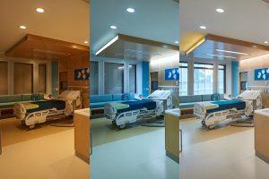 Chiếu Sáng Thông Minh Lumi Smart Lighting Trong Môi Trường Bệnh Viện
