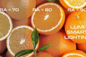Chỉ số hoàn màu CRI là gì? Tầm quan trọng trong lĩnh vực chiếu sáng thông minh?