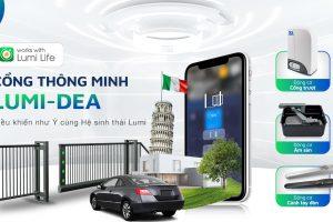 Lumi Việt Nam bắt tay cùng DEA (Italia) phát triển Cổng thông minh LUMI – DEA tích hợp vàohệ sinh thái Lumi