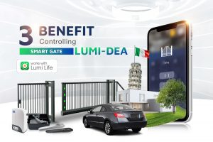 3 EXPERIENCE ONLY IN Smart Gate Engine LUMI – DEA