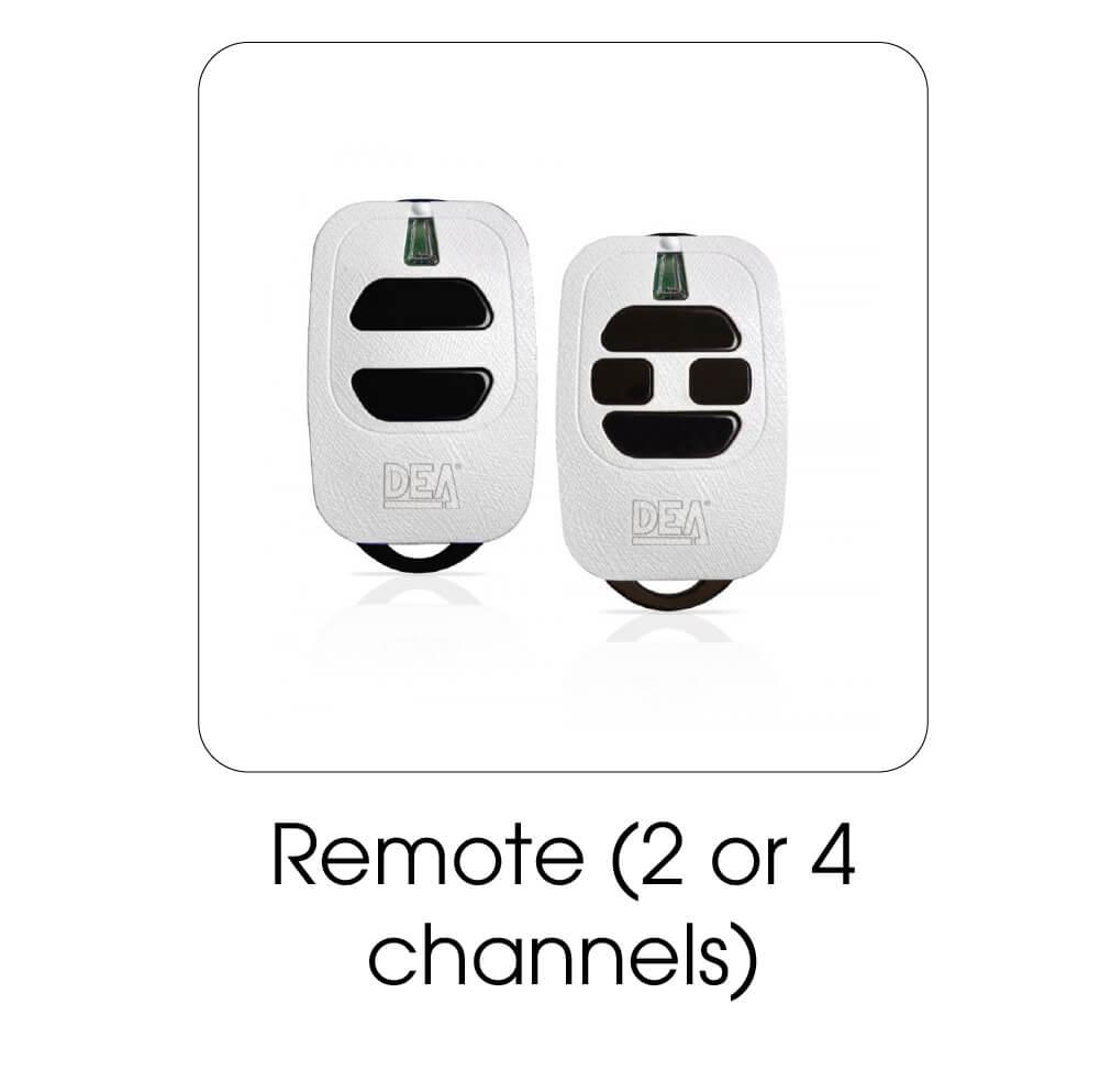 remote smart gate