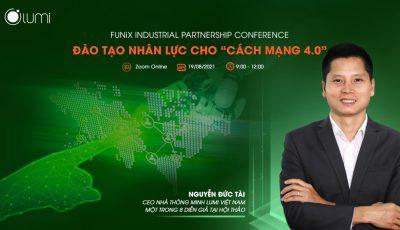 Xây dựng nguồn nhân lực IoT Việt Nam 4.0 – Góc nhìn từ CEO nhà thông minh Lumi